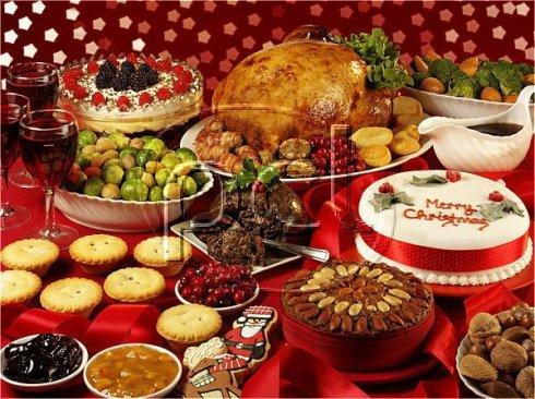 美国圣诞节吃什么_美食也分节日吃圣诞节的习俗盘点